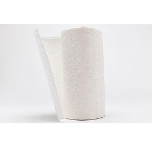 Бумажные полотенца в рулонах Belux