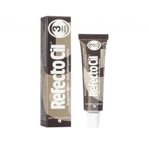 Краска для бровей и ресниц RefectoCil (коричневый)