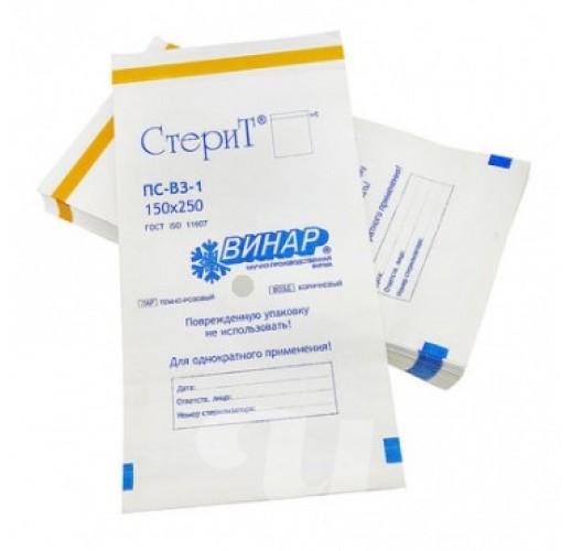 Пакет для стерилизации 150х250 мм