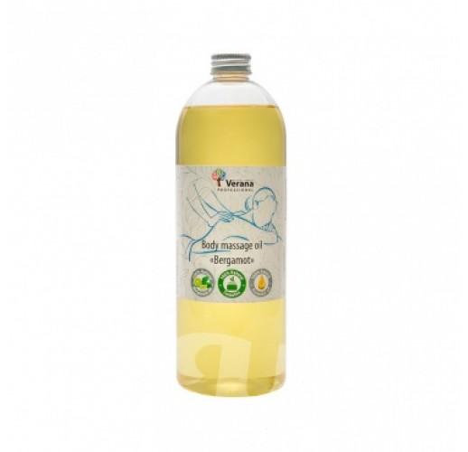 Массажное масло Verana Бергамот