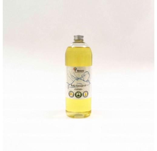 Массажное масло Verana Лимон