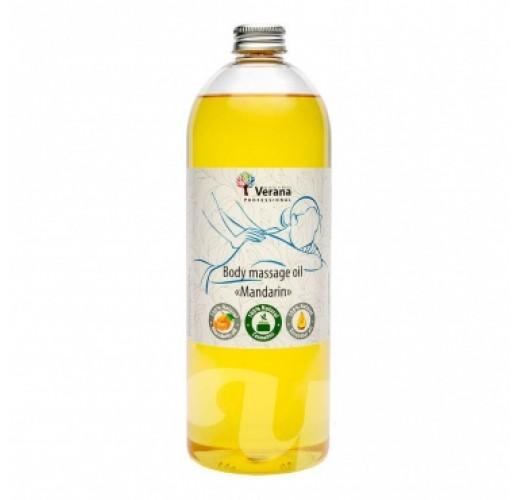 Массажное масло Verana Мандарин