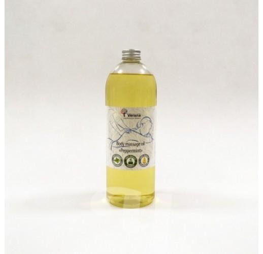 Массажное масло Verana Мята