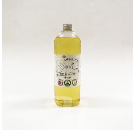 Массажное масло Verana Роза