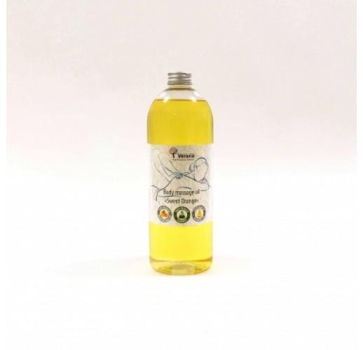 Массажное масло Verana Сладкий апельсин