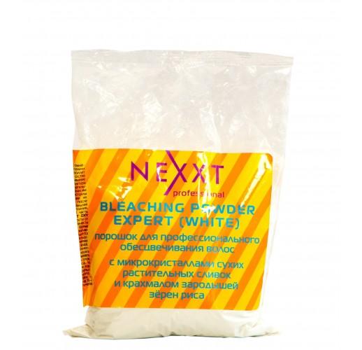 NEXXT Порошок для профессионального обесцвечивания волос Белый в пакете 500гр