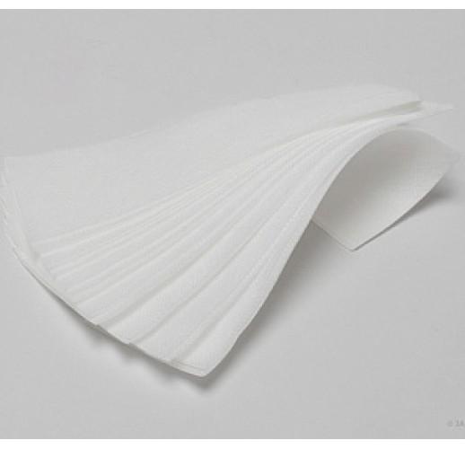 Полоски для депиляции Полоски для депиляции эконом 7х20 см  Флизелин  100 шт/упк
