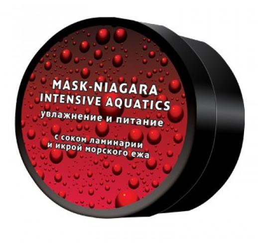 GALACTICOS - Маска  для сухих и нормальных волос-увлажнение и питание с соком ламинарии и икрой морского ежа 200 мл