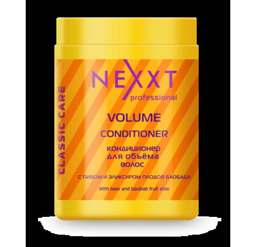 NEXXT Кондиционер для объема волос 1000мл