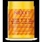 NEXXT Маска для сухих, ослабленных и окрашенных волос 1000мл