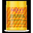 NEXXT Маска для волос - восстановление и питание 1000мл