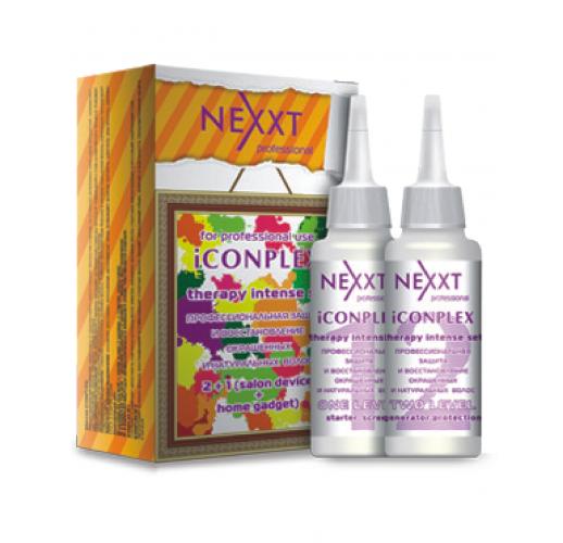 NEXXT Проф.защита и восстановление волос  (1 и 2 уровень в коробке)
