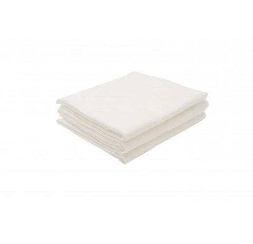 Простыня спанлейс Белый 200 х 70 (10 шт)