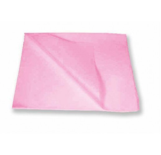 Простыня люкс спанбонд 200 х 90 Розовый (10 шт)