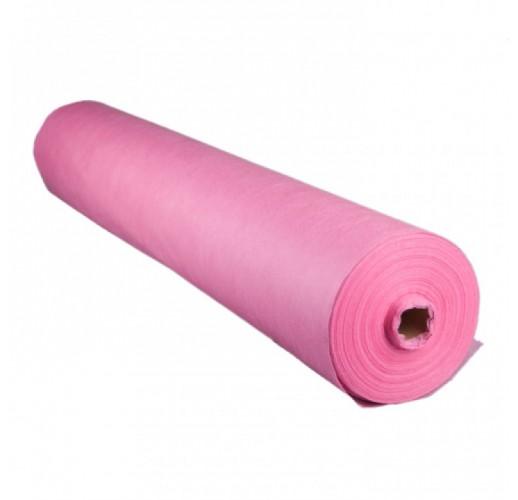 Чистовье - Простыня SMS стандарт 200 х 80 Розовый (100 шт)  рулон