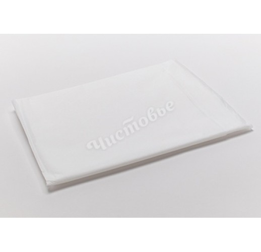 Простыня спанбонд ламинированный Белый 200 х 70 (10 шт)