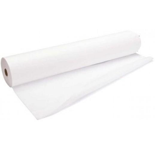 Простыни спанбонд стандарт плюс Белый (80 шт)  рулон