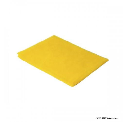 Коврик  Спанбонд 40 х 50 Желтый (100 шт)